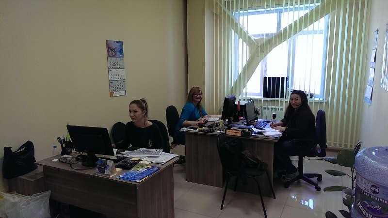 Фотография офиса